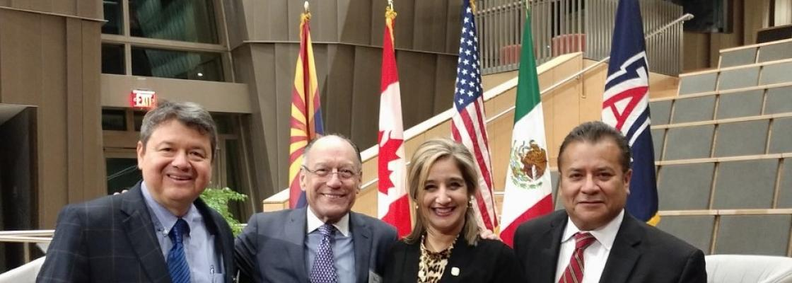 Dr. Roberto Zepeda from UNAM-CISAN